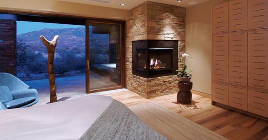 חדר ב-Miraval Villas באריזונה (מתוך אתר מלונות Miraval)