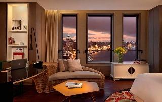 חדר במלון אינדיגו בשנחאי