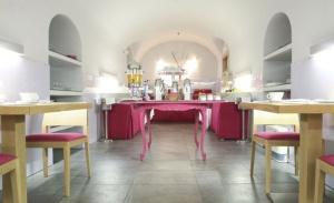 מלון מנינס: מסעדת ארוחת הבוקר