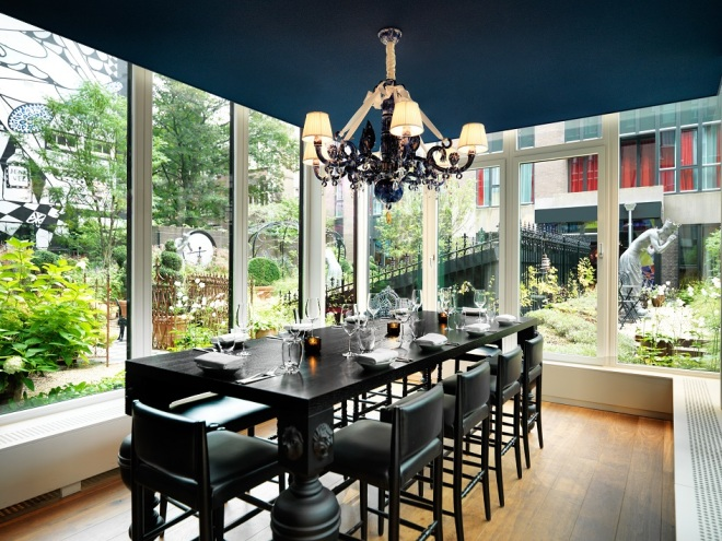 Bluespoon restaurant, Andaz Amsterdam