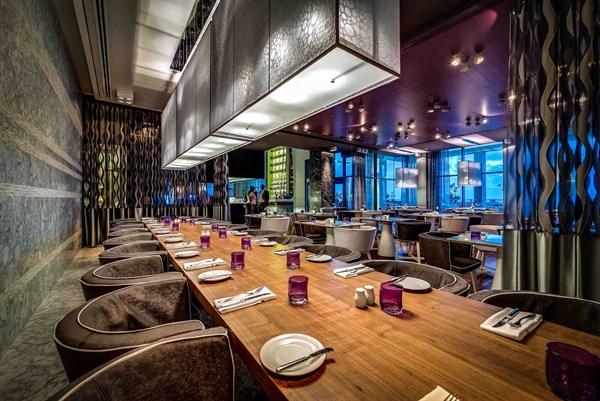 המסעדה במלון רויאל ביץ' תל אביב