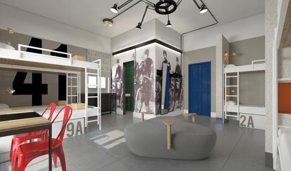 THE POST   פרויקט בליווי קופלנד בירושלים